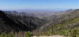 Mt Lemmon Fire2_101520